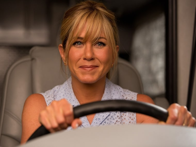 "Jennifer Aniston in ""We're The Millers""?"