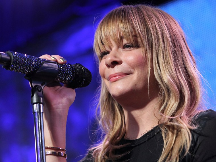 WASHINGTON, DC - FEBRUARY 26:  LeAnn Rimes performs at the 2013 ChalleNGe Champions Gala at JW Marriott Hotel on February 26, 2013 in Washington, DC. ...