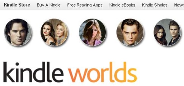 Image: Kindle Worlds