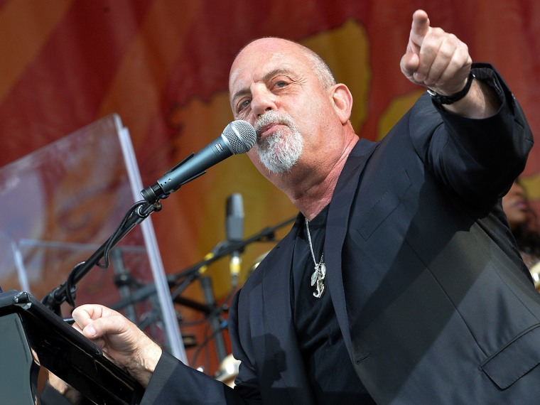 IMAGE: Billy Joel