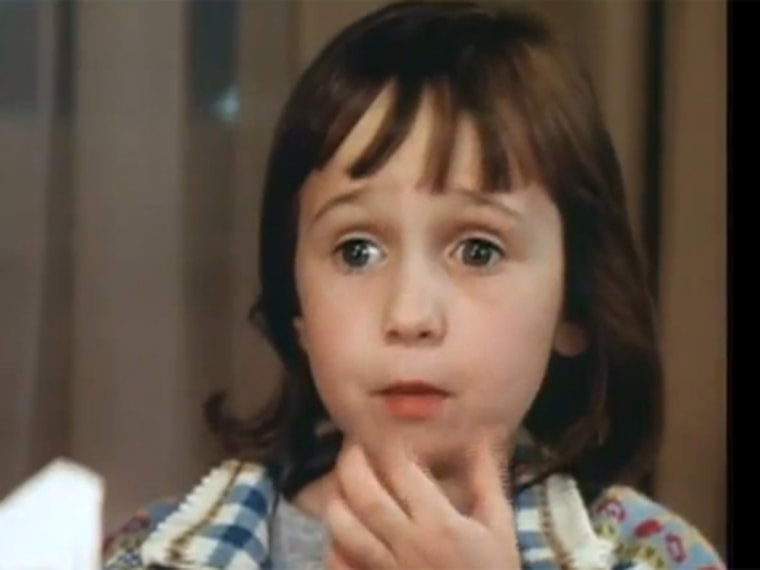 """Mara Wilson is best known for her role on """"Mrs. Doubtfire."""""""