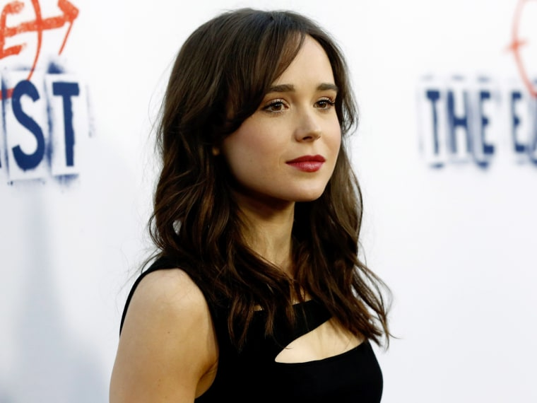 Image: Ellen Page