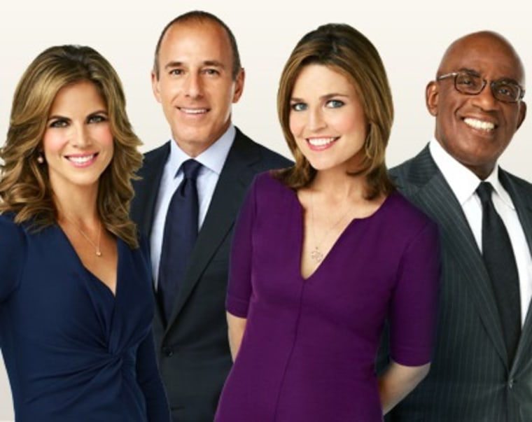 Image: TODAY anchors