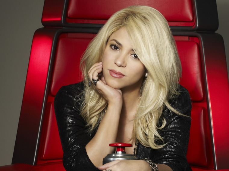 Image: Shakira