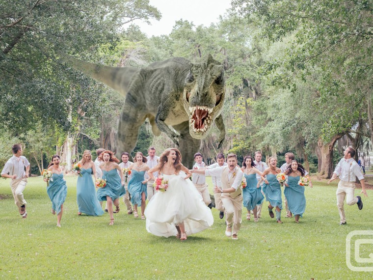 The 'best wedding ever.'