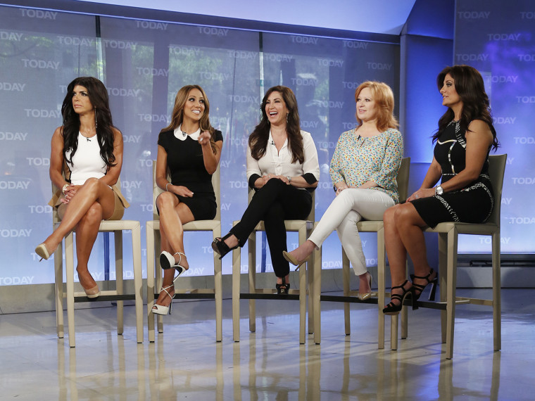 House Wives Thursday, May 30, 2013, in New York, N.Y. (Rebecca Davis / TODAY)