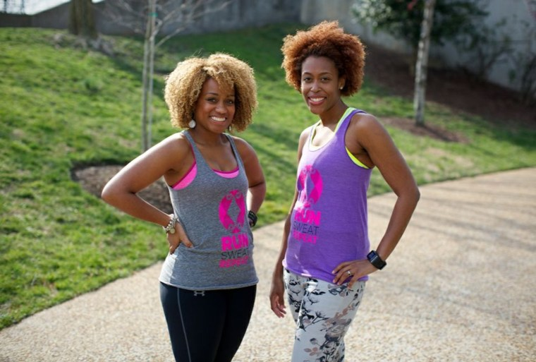 Racing for change: Group encourages African-American women to try distance running