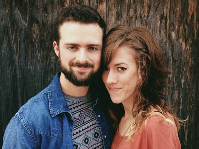 Denis Lafargue and Elizabeth Wisdom met on Instagram.