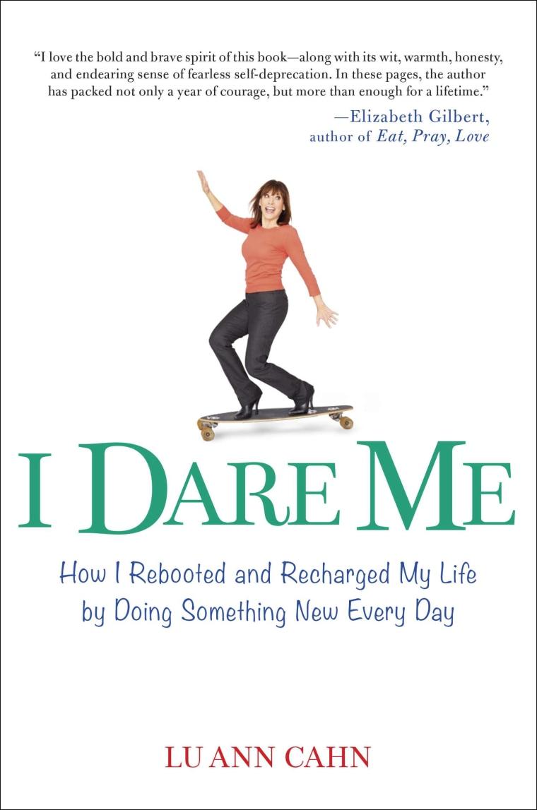 'I Dare Me'