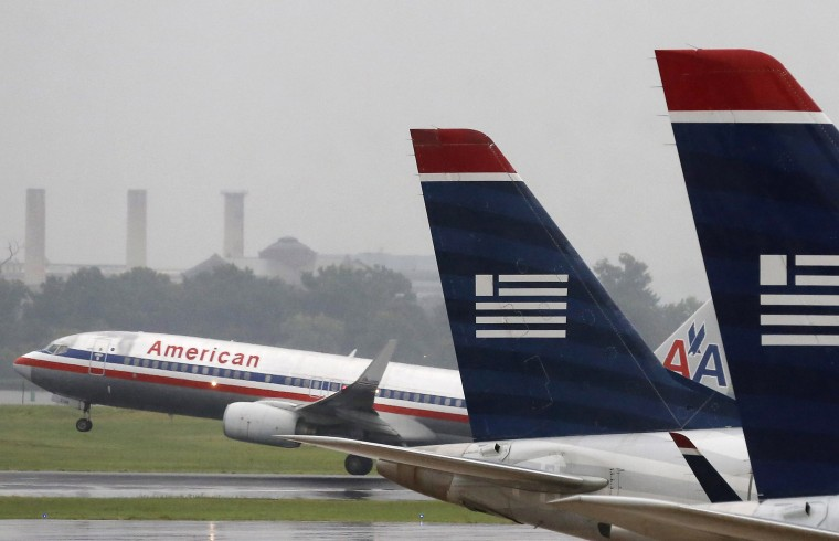 Justice Department hopes to settle American, US Airways fight