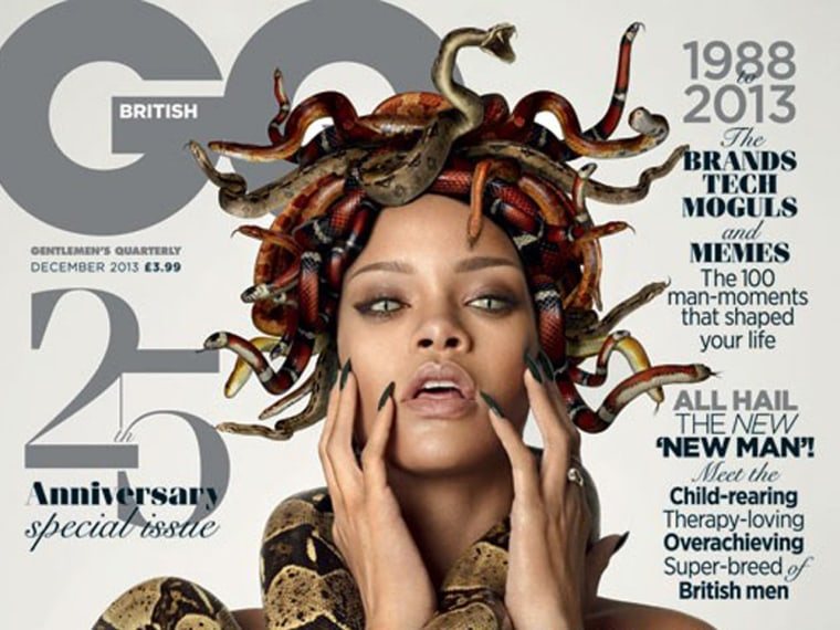 IMAGE: Rihanna