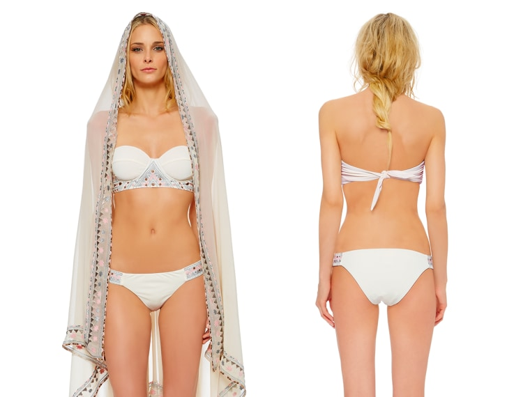 5d0d637c7cf7e Something old, new, borrowed and skimpy? Behold the bridal swimsuit!