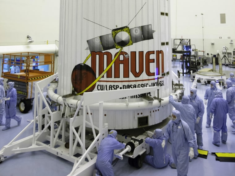 Image: Maven preparation