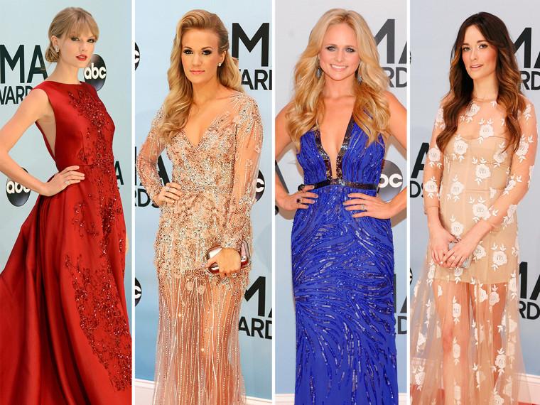 Image: CMA Awards red carpet