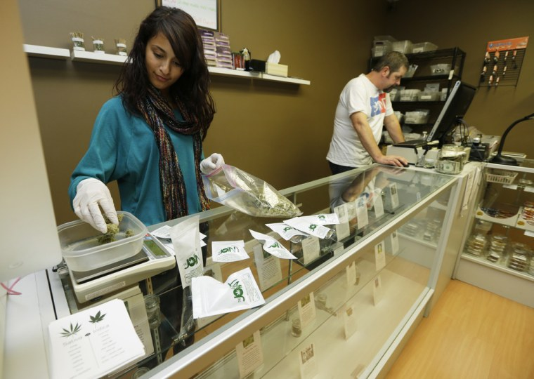 Investors see legal marijuana as growth industry