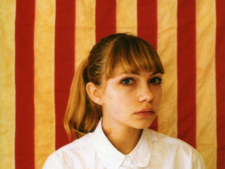 Tavi Gevinson, the editor and founder of Rookie Magazine.