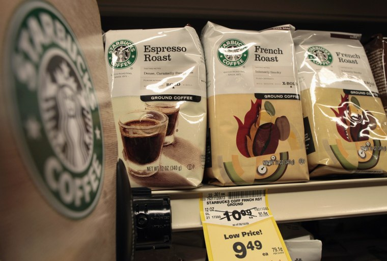 Starbucks said it must pay Kraft Foods $2.23 billion in damages plus $527 million in prejudgment interest and attorneys fees after the coffee chain's early termination of the companies' grocery deal.