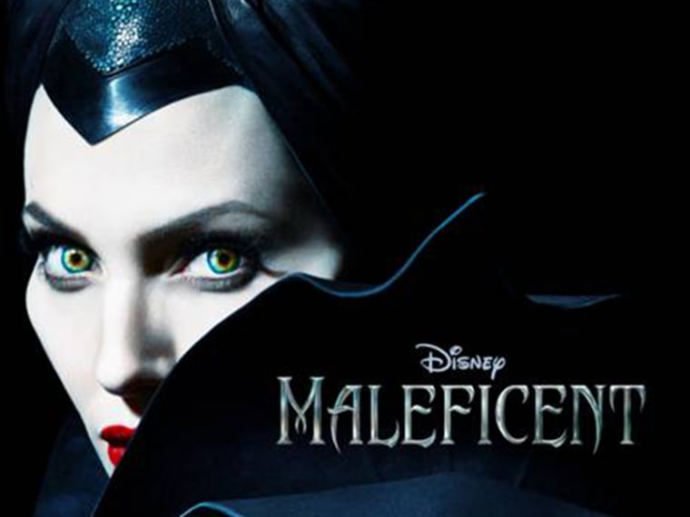 IMAGE: Maleficent poster