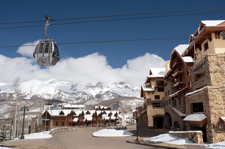 Hotel Madeline is located at the base of Telluride Ski Resort in Telluride, Colo.