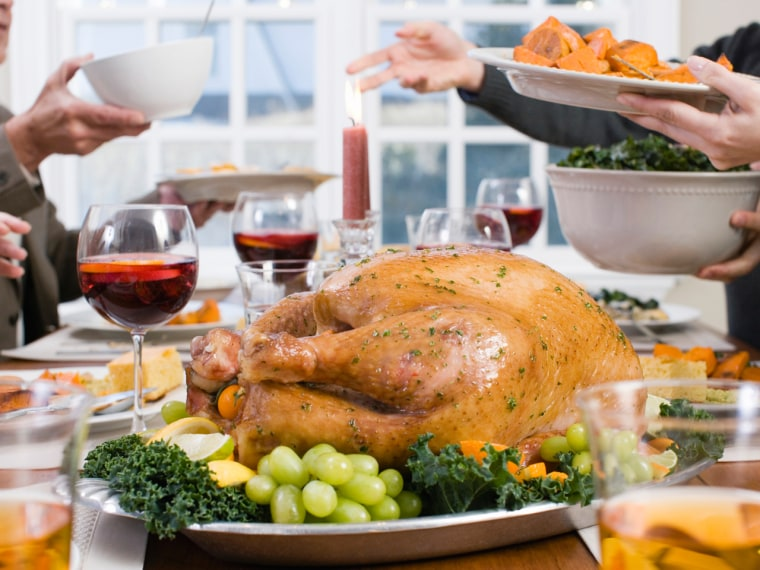 Give thanks: turkey dinner will cost less this year