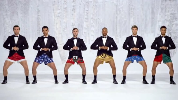 Kmart's new holiday ad.