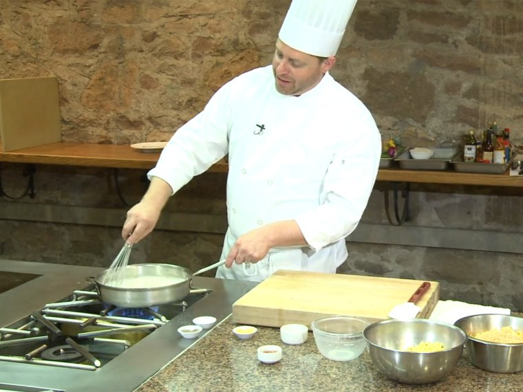 chef for cancer patients