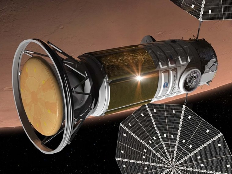 Image: Inspiration Mars vehicle