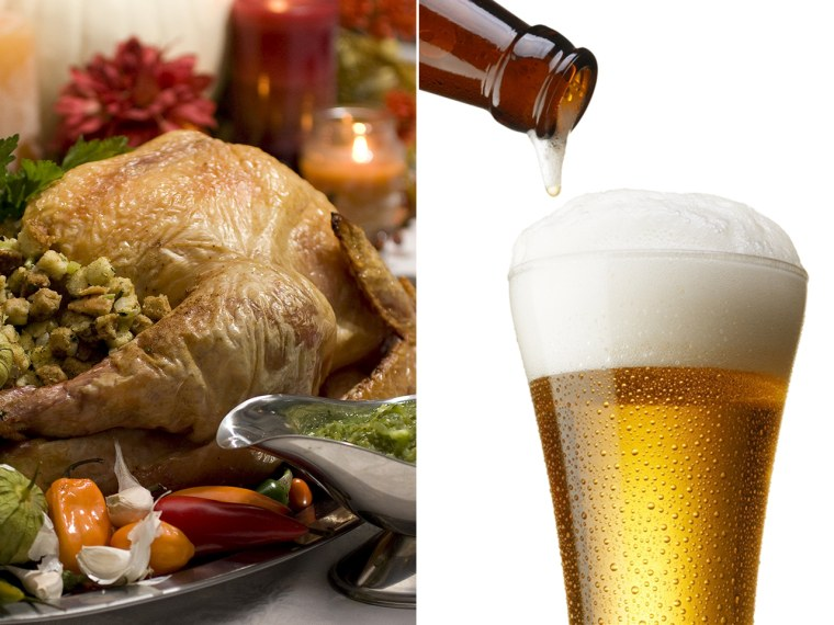 Thanksgiving beers