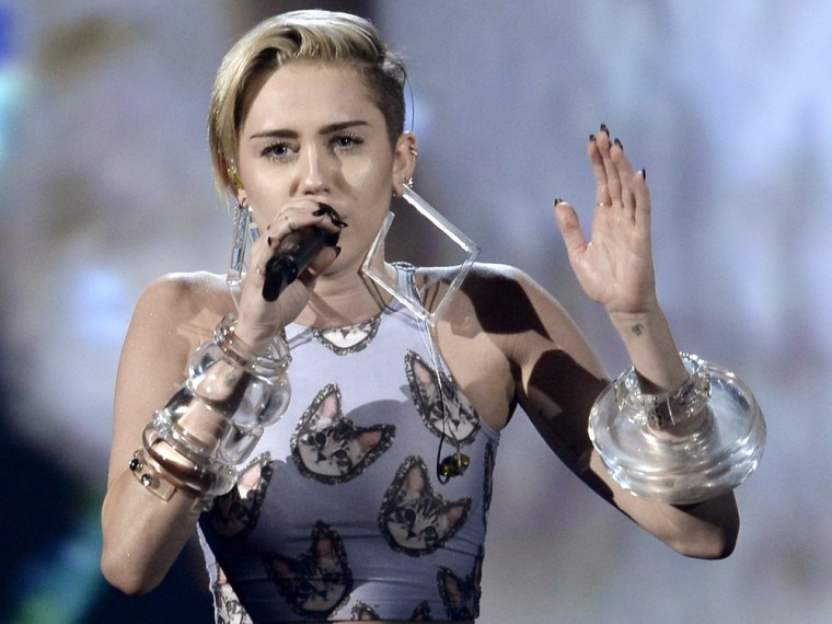 IMAGE: Miley Cyrus