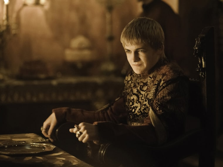 "Jack Gleeson has done a terrific job making his character King Joffrey Baratheon on ""Game of Thrones"" detestable."