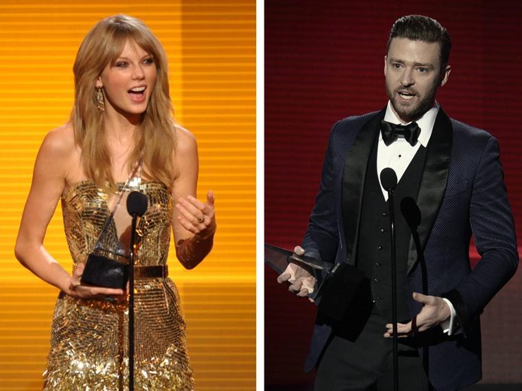 IMAGE: Swift and Timberlake