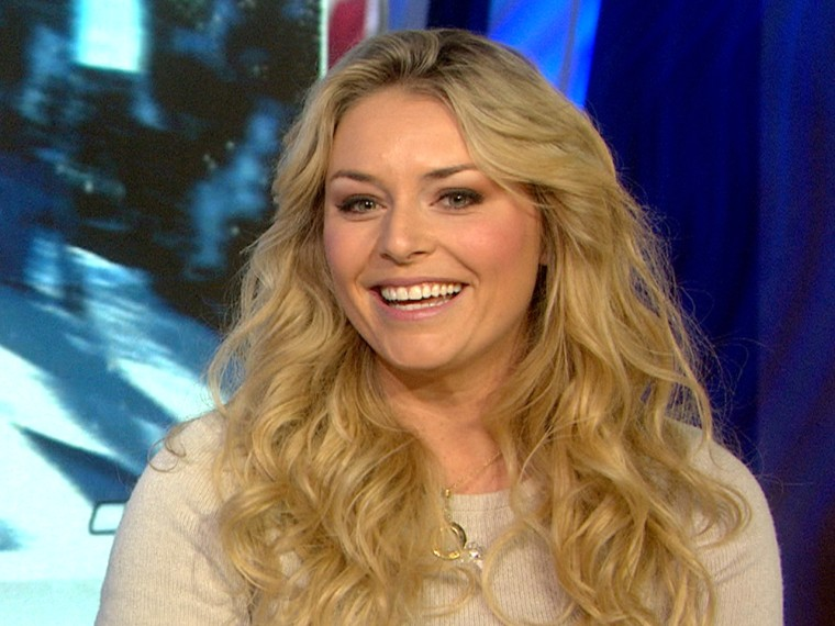 Lindsey Vonn will talk with Matt Lauer in an exclusive interview on TODAY on November 27, 2013. It will be her first sit-down since her recent crash at a training run.