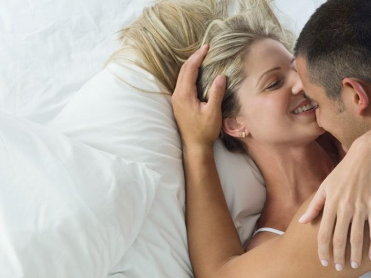 couple, bed, sex, happy, sleeping, kissing, lay, laying, hug, caress