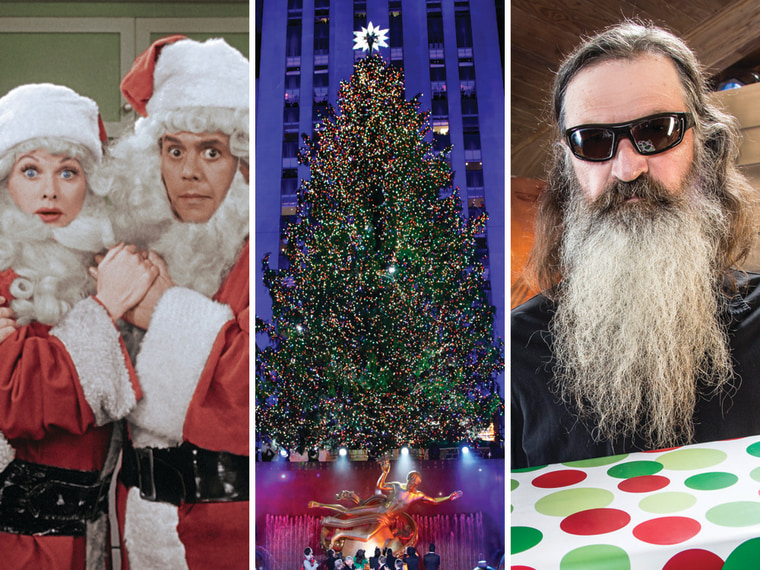 ""\""""I Love Lucy,"""" the Rockefeller tree and Phil Robertson of """"Duck Dynasty.""""""760|570|?|en|2|965457ac1f462c388f46439184b06a16|False|UNLIKELY|0.29733696579933167