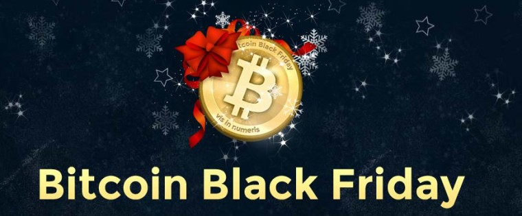 Bitcoin Black Friday: How to use virtual currency to buy real gifts