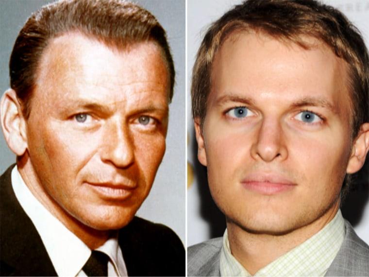 Frank Sinatra, Ronan Farrow