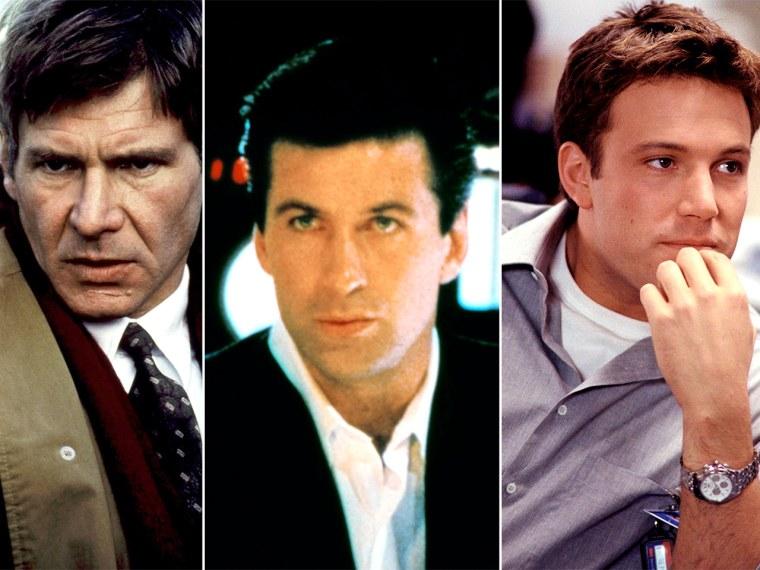Image: Harrison Ford, Alec Baldwin, Ben Affleck