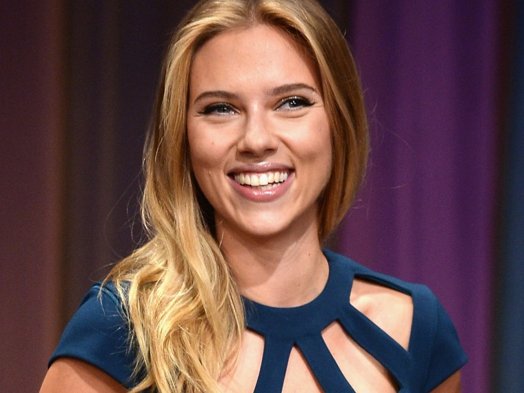 IMAGE: Scarlett Johansson