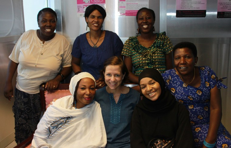 Tanzania Breast Cancer Foundation