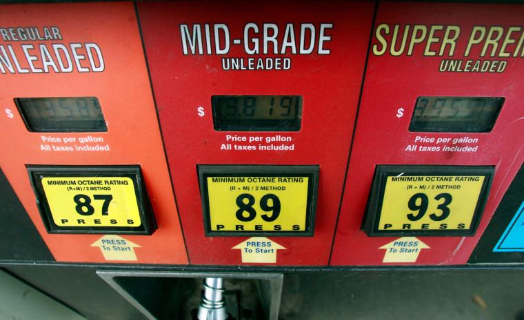 Fill 'er up: Gas prices drop towards $3/gallon