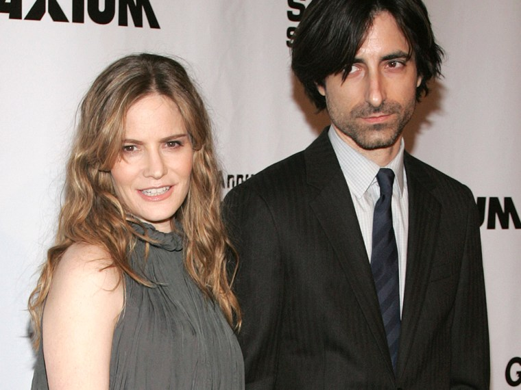 Jennifer Jason Leigh originally filed for divorce from Noah Baumbach in 2010.