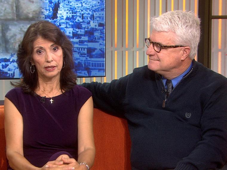 Diane Foley, John Foley