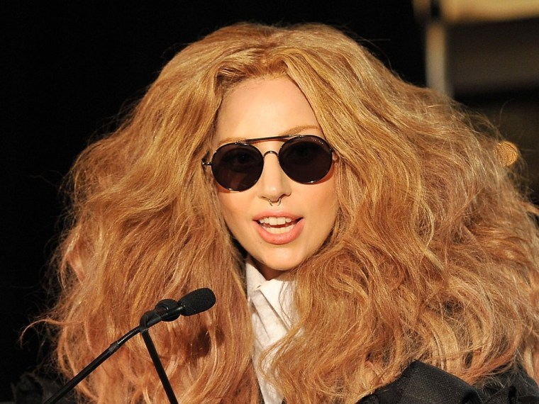 Lady Gaga: Instagram is worried about me