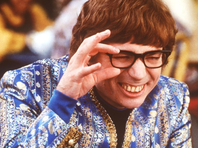 Image: Mike Myers as Austin Powers