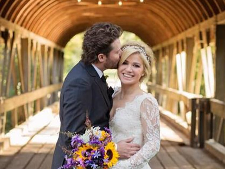 Image: Kelly Clarkson, Brandon Blackstock