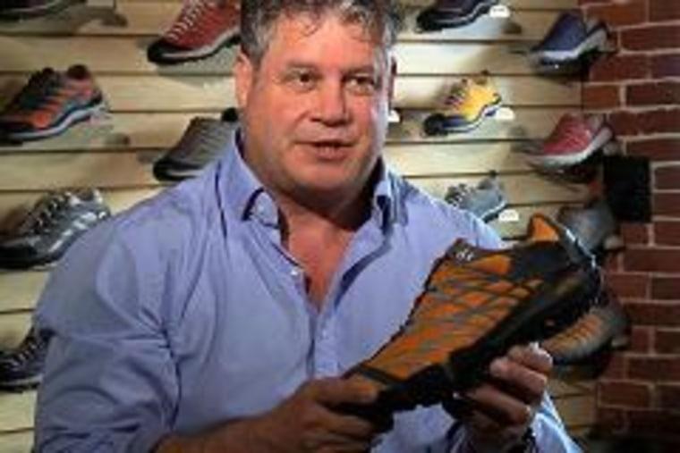 Shoemaker boots China, sets up U.S. factory