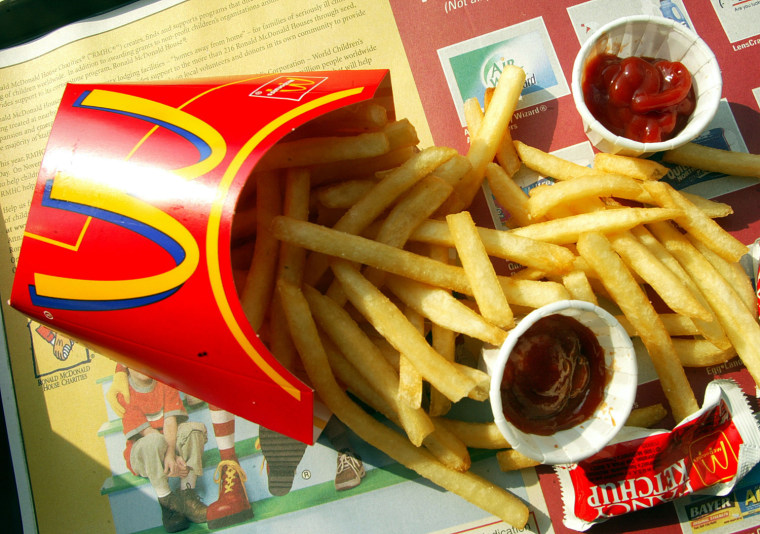 McDonald's to Heinz: 'Hold the ketchup'