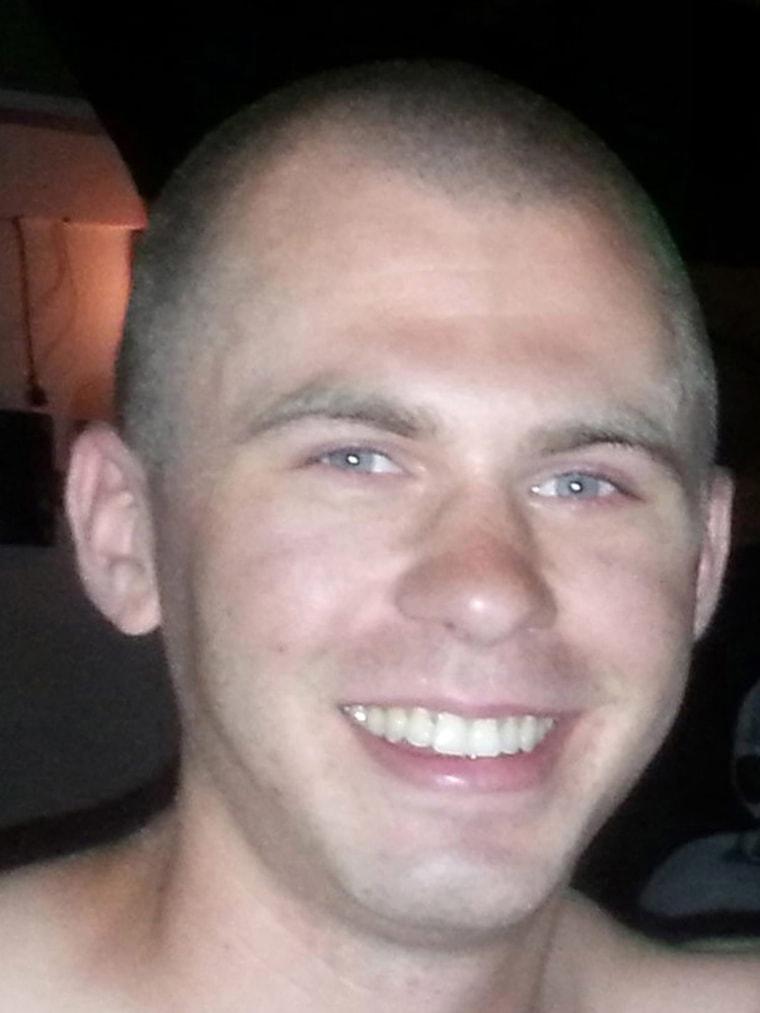 Former US Marine Kevin Scott Sutay.