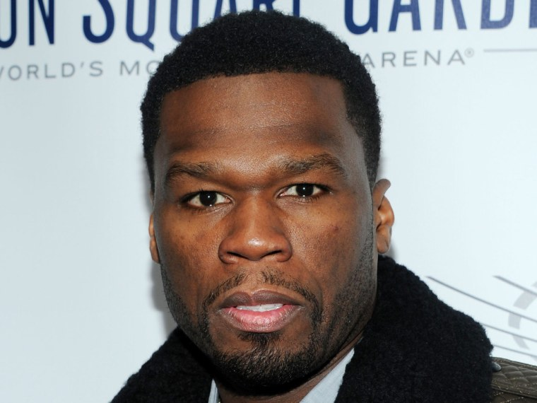 50 Cent pleads no contest to vandalism, domestic violence