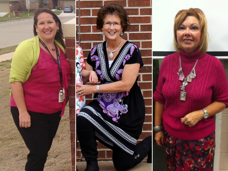 Deborah Young, from Haslet, Texas, Susan Bull, from Duke, Okla., and Billie Yardley, from Dandridge, Tenn., are finalists in our Teacher of the Year contest.